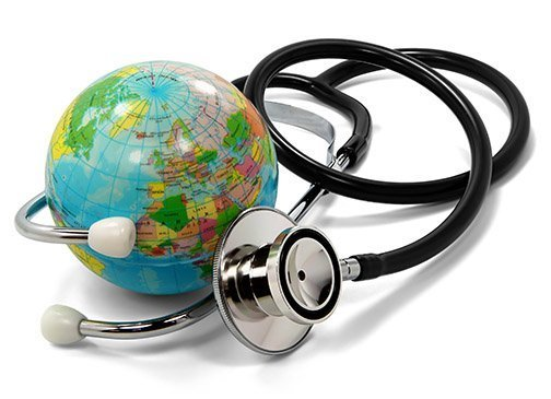 Travel Health professional advice